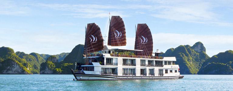 HANOI - HALONG (2D - 1N) Pelican cruises